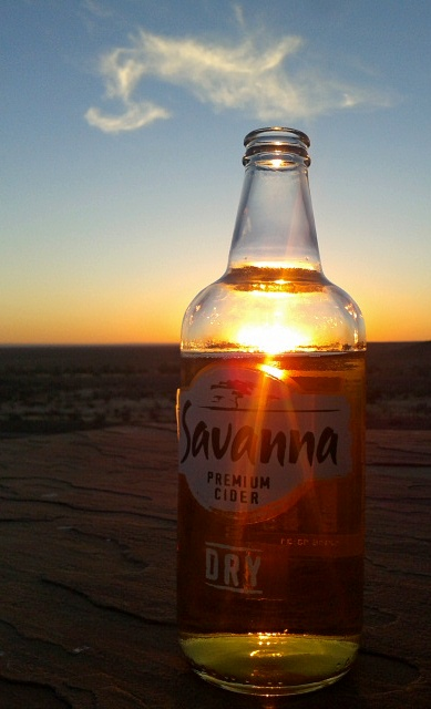 smoking savanna