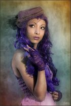 Smoking Violet
