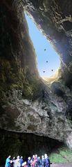Smoo Cave Blowhole