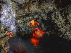 Smoo Cave zweite Kammer