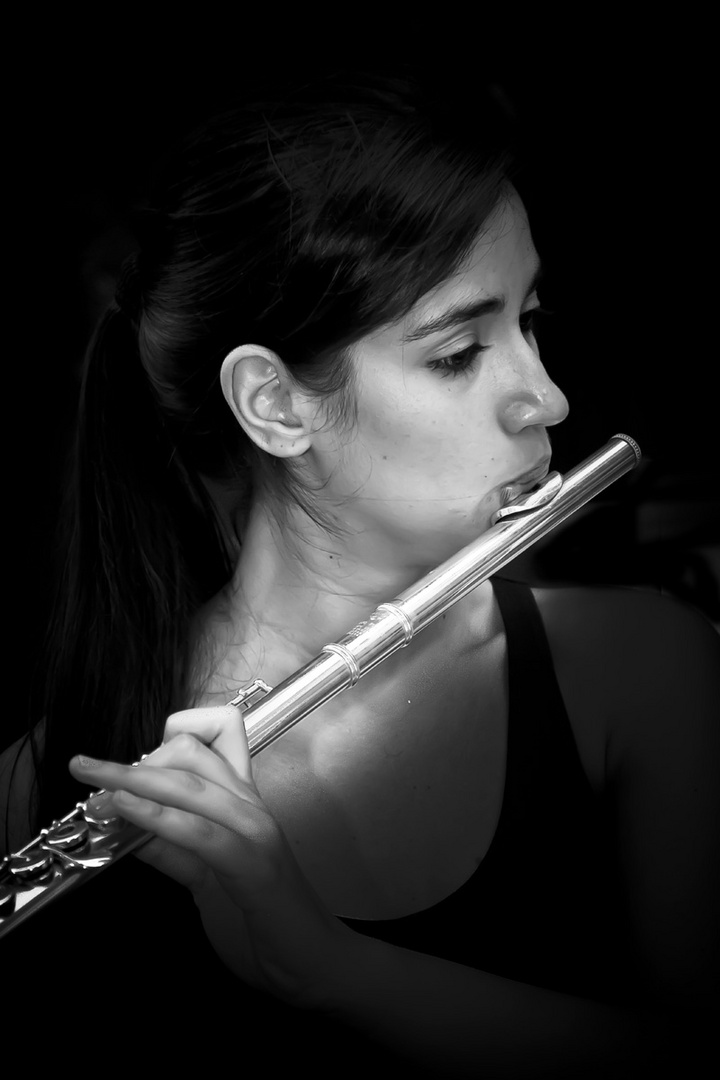 Smooth flute