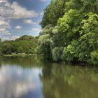 Smooth Neckar River