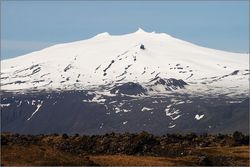 snaefellsjökul (gletscher)
