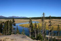 Snake River - die Wasserschlange in der Landschaft