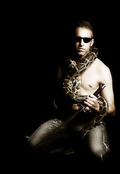 snake&sword