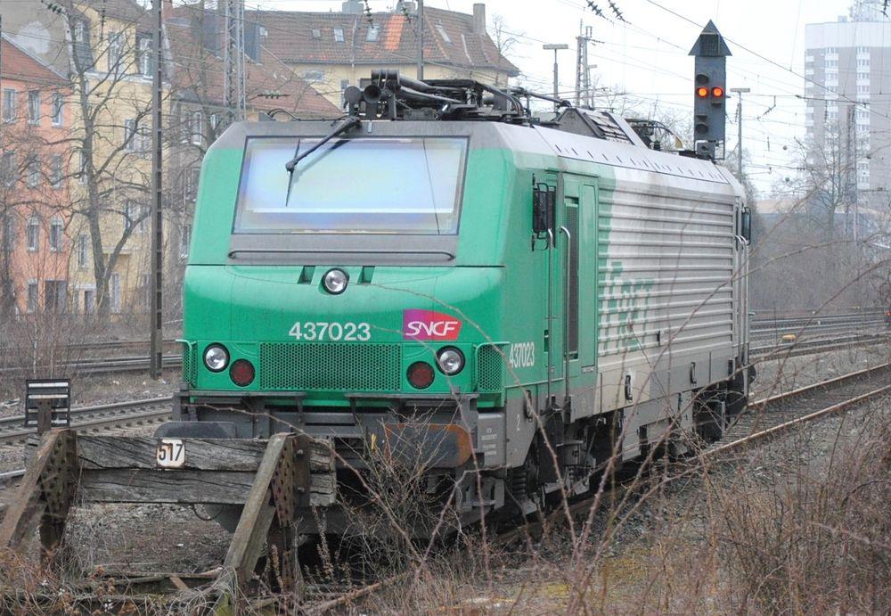 SNCF FRET 437023