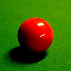 Snooker-Kugel