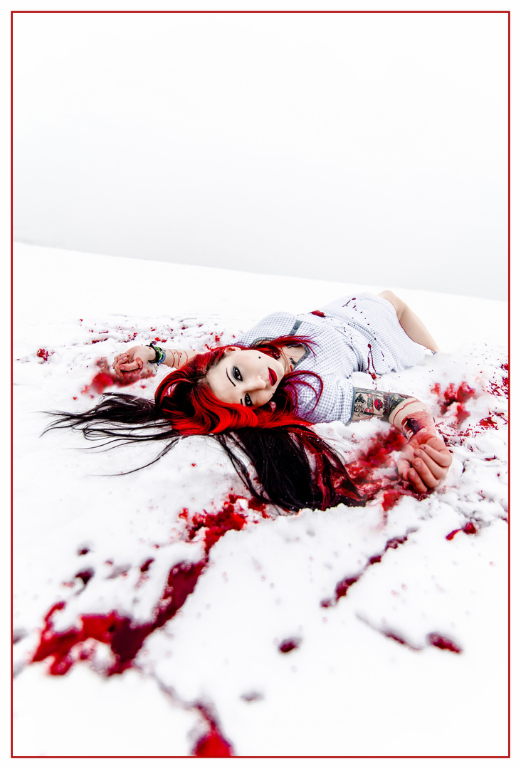 Snow Blood I