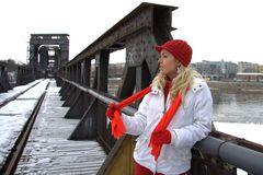 Snow Bridge
