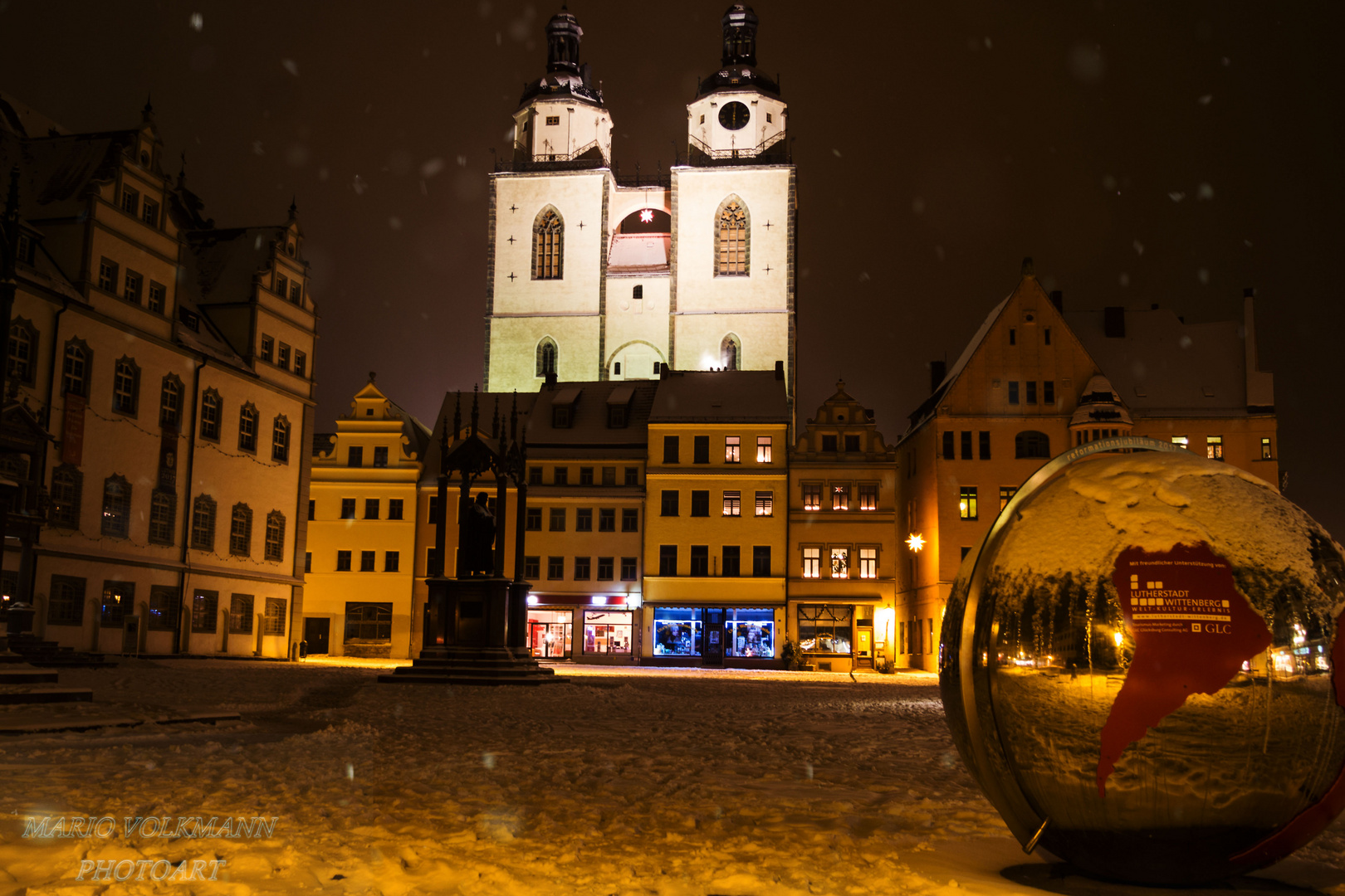 Snow in Town
