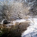 ---snow on the riverside---