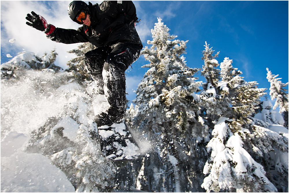 Snowboard is better than no board