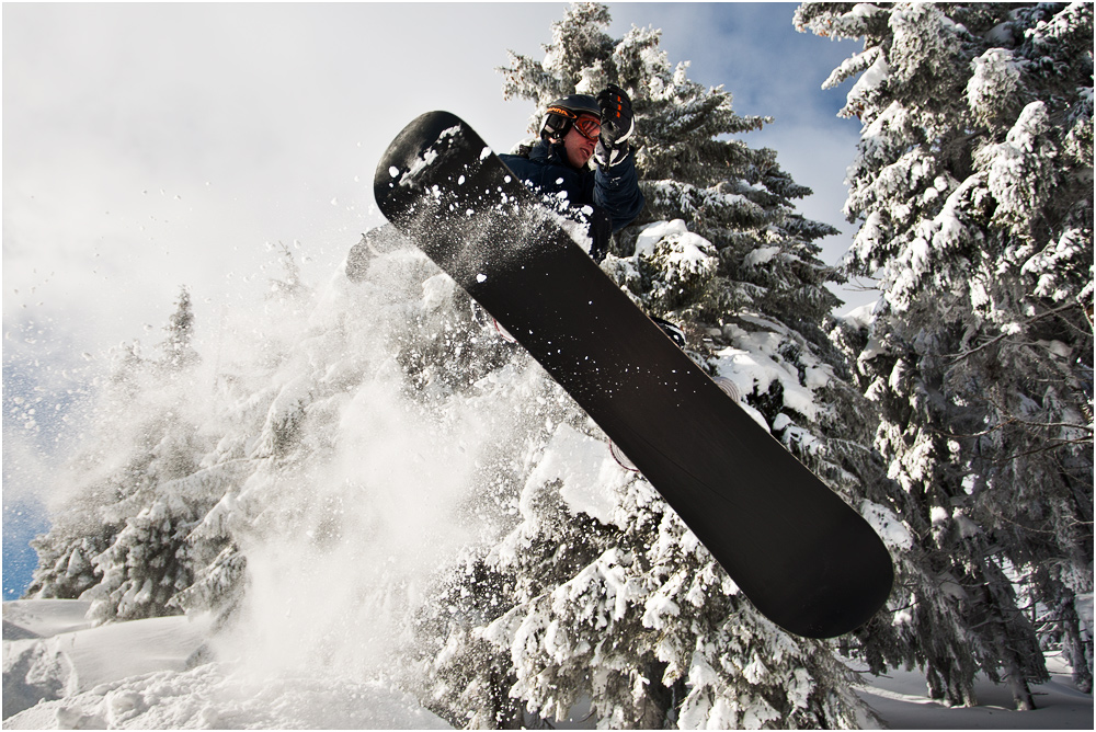 Snowboard is better than no board #5