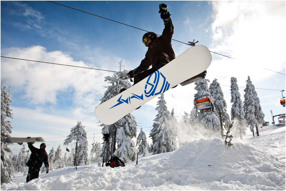 Snowboard is better than no board #6