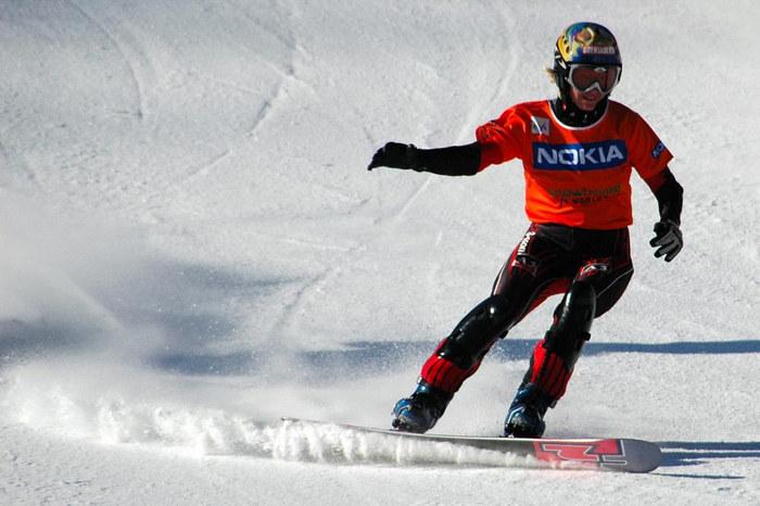 Snowboard World Cup Winterberg 2005