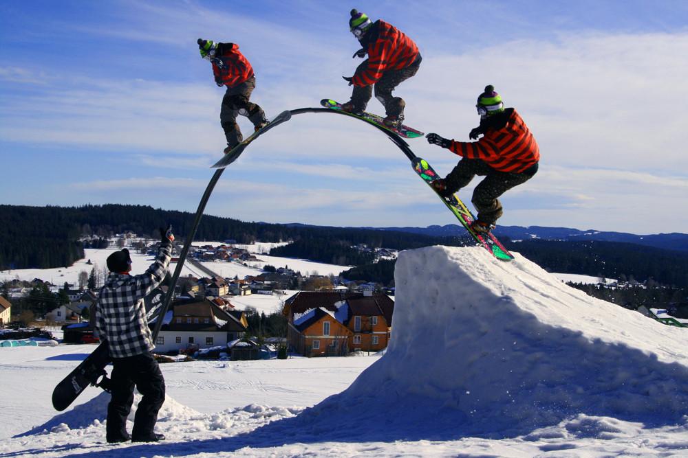 snowboarding II