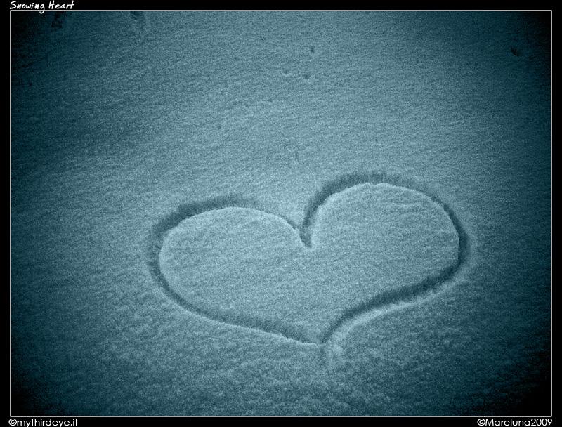 Snowing Heart