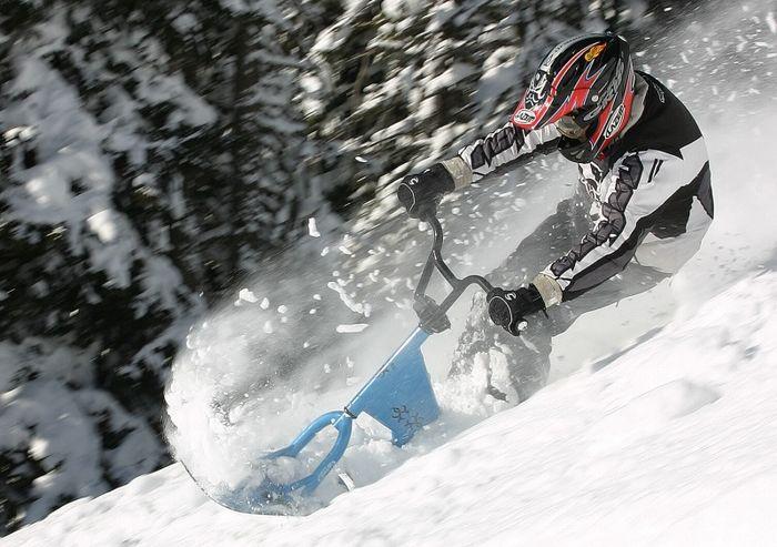 Snowscoot rulez