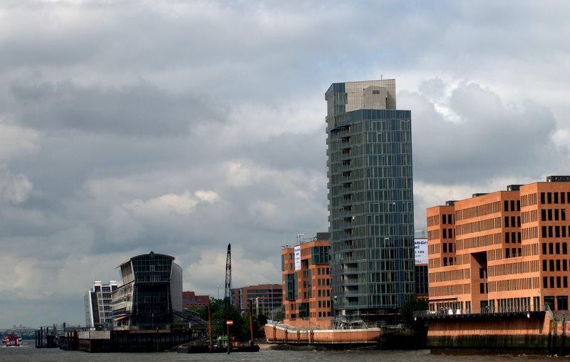 So ändert sich der Hamburger Hafen in die Neuzeit