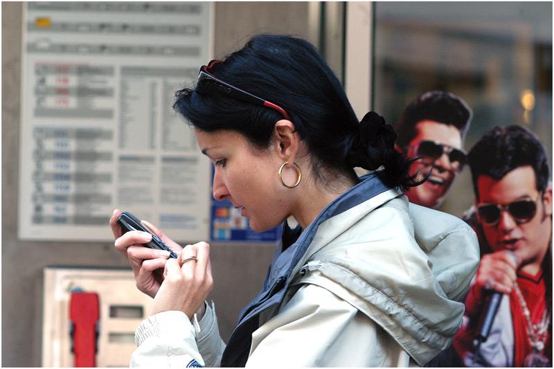 So ein Mobile-Phone