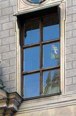 """So entstand der Begriff """"Fensterkreuz"""" (glaube ich, nicht ganz ernst genommen)"""