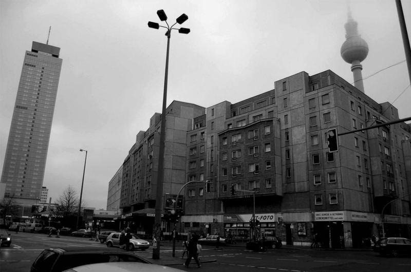 So grau kann Berlin sein