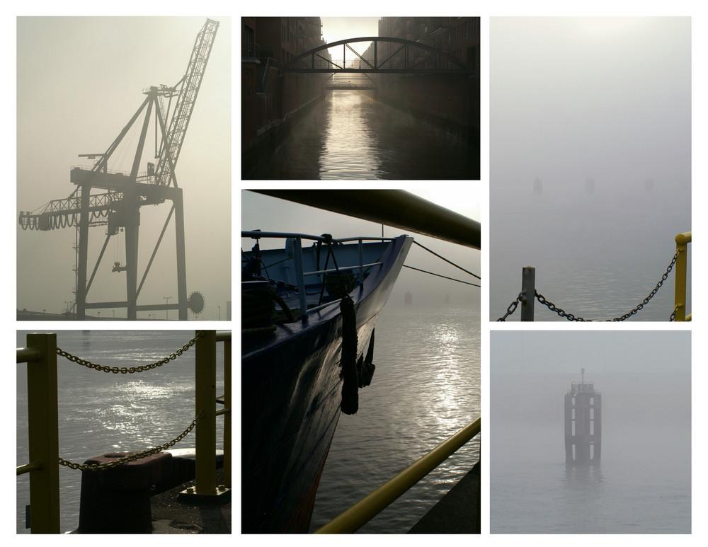 So langsam tauchen auch bei mir die Bilder aus dem Nebel auf!