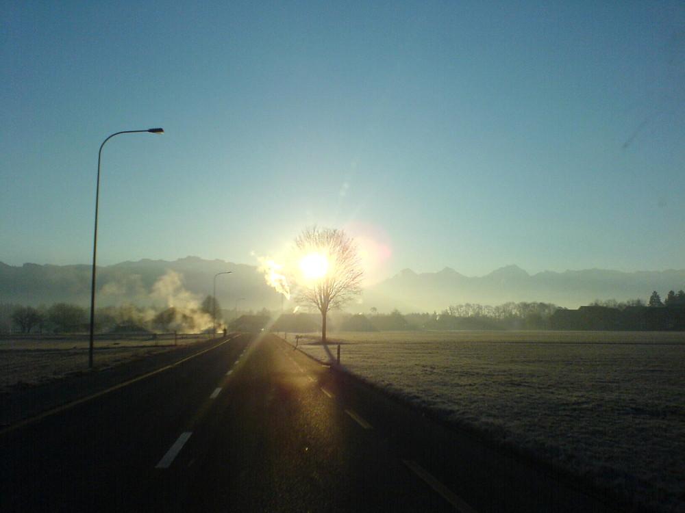 So Morgen