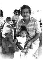 Sô Pedro & grandchildren
