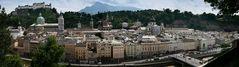 So sah es am 30.6.07 in Salzburg aus