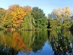 So schön kann der Herbst sein ..
