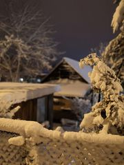 So schön kann der Winter sein...