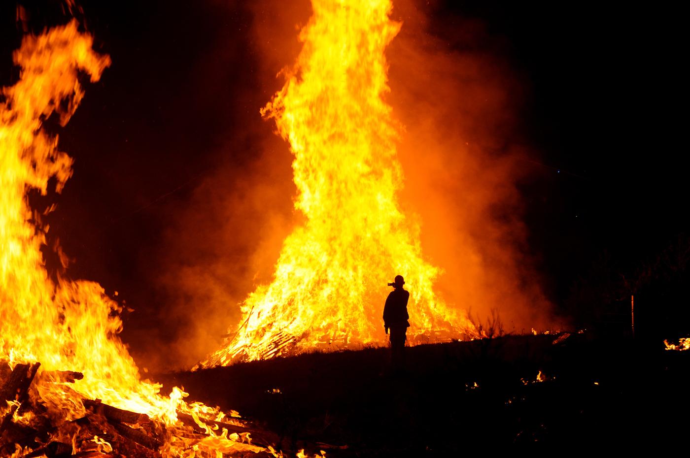 So schön kann Feuer sein!!