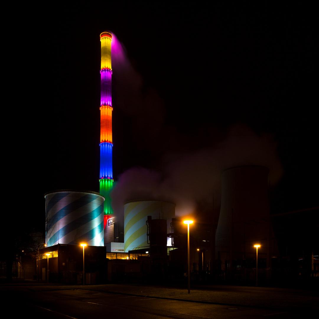 So schön kann Kraftwerk...