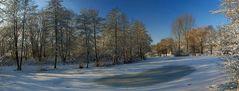 So schön war der Winter