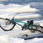 So sieht das Ende einer Radtour aus