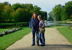 °°° So sieht Flipsky's  Fototour-Start durch den Barockgarten Zabeltitz aus °°°