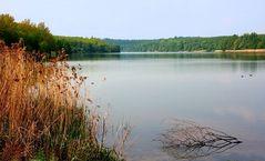 So tot wie dieser See.....