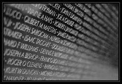 So viele Namen...........niemals vergessen