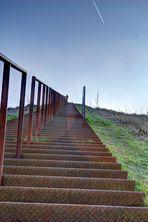 so viele Stufen noch...