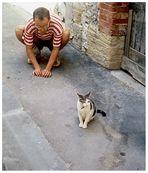 So war's: Holger und der Katzenfrosch