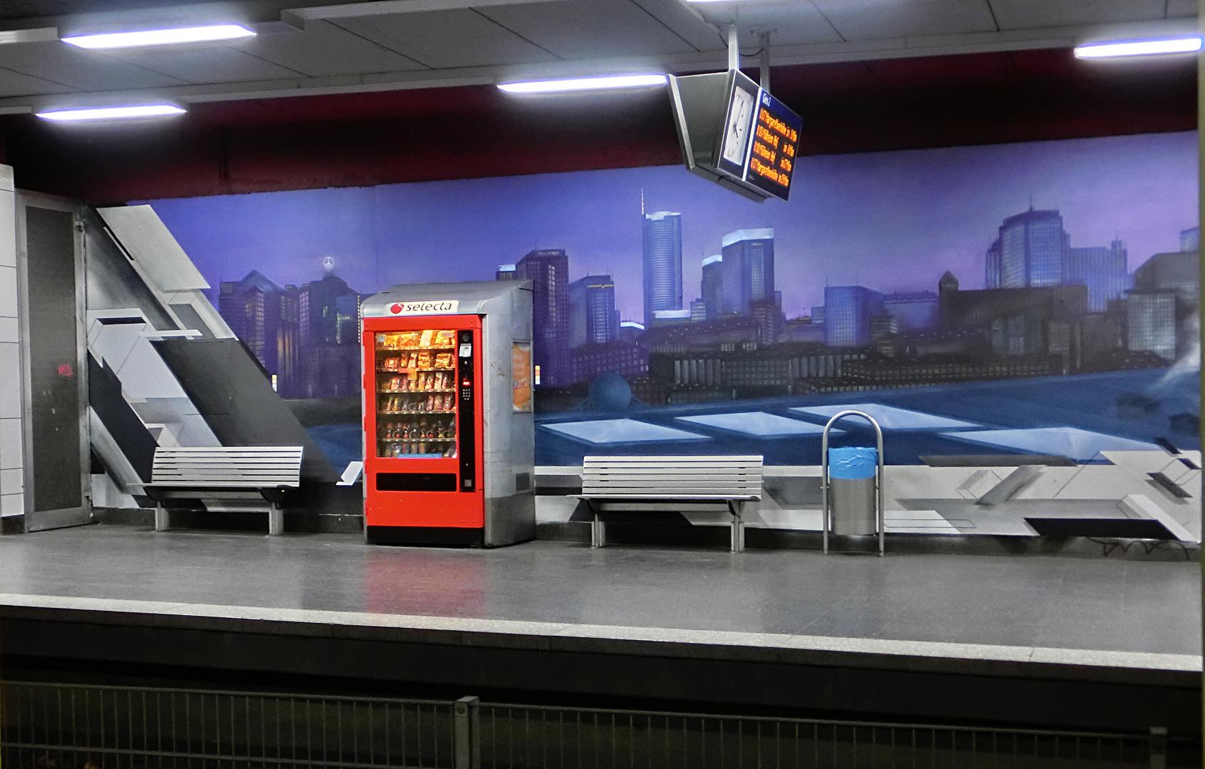 So wünsche ich mir dieU-Bahn