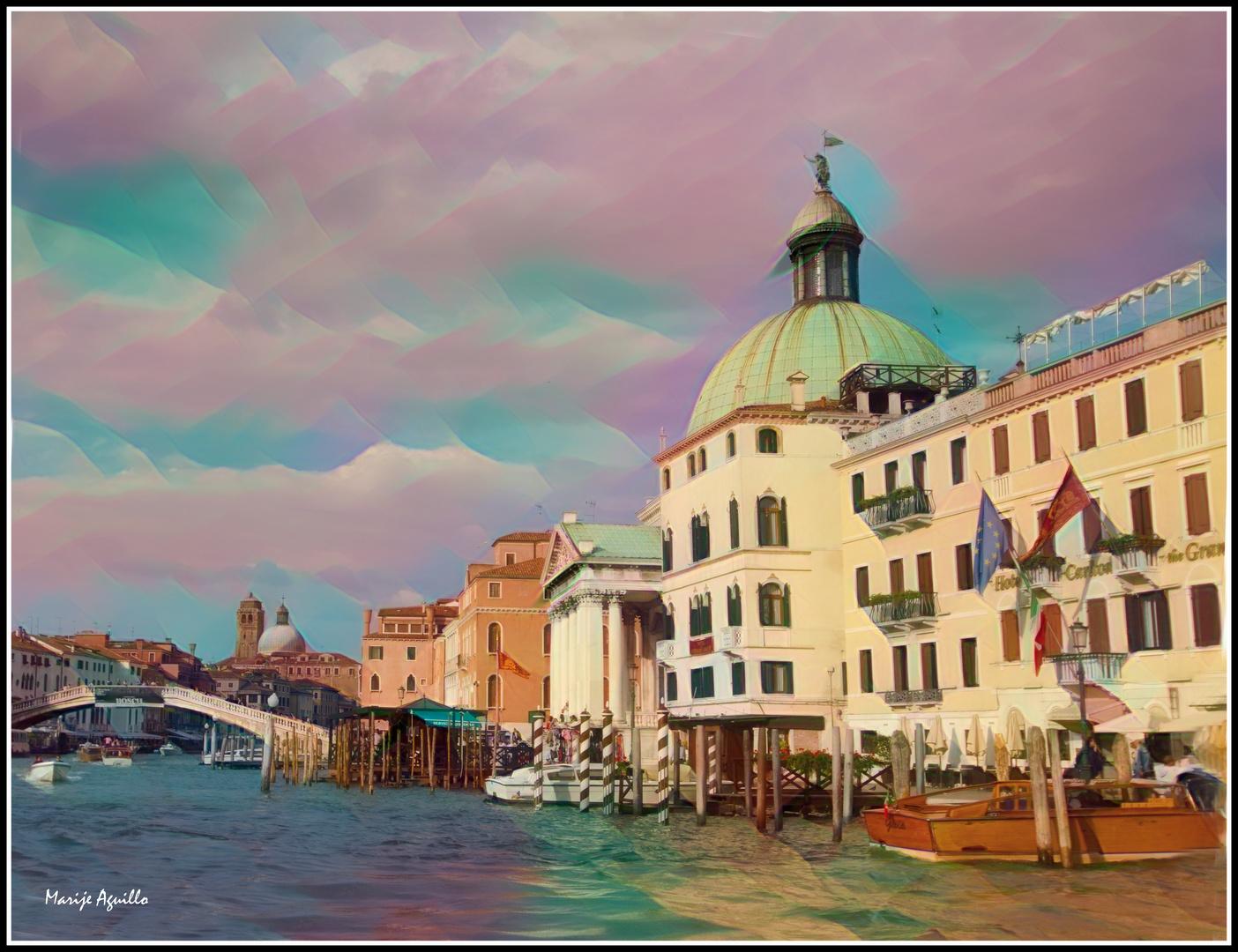 Soñando Venecia