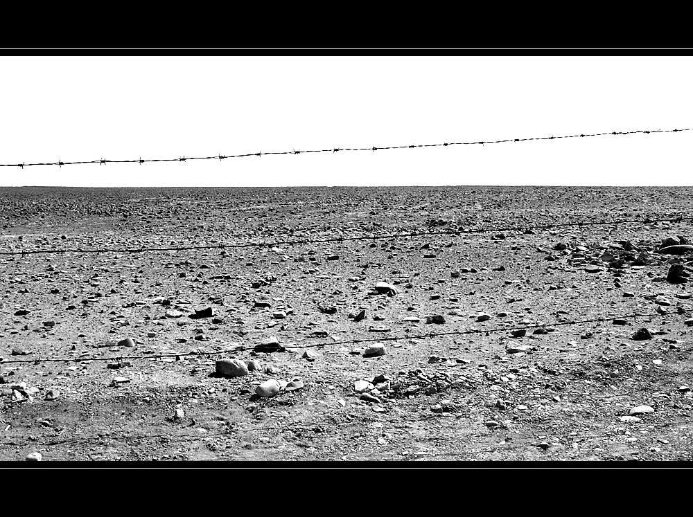 - sobre la necesidad de cercar el desierto -