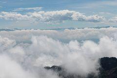 Sobre nubes