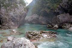 Soca, der smaragdene Fluß