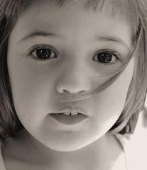 Sofias Blick in die Seele...