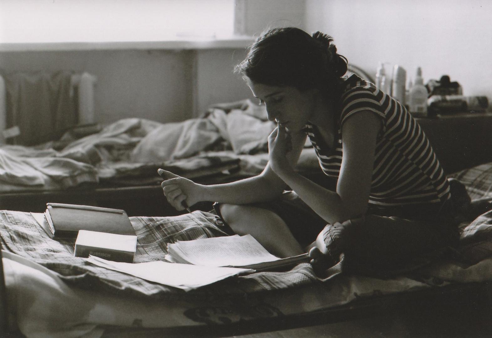 Sofie studies