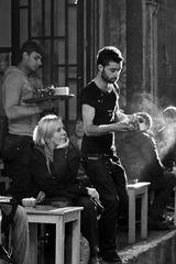 Sokak Kahvesi - Straßencafé