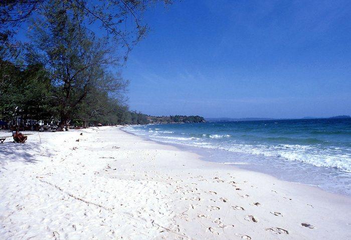 Sokha Beach anno dazumals